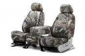 Coverking® - 1st Row RealTree™ Camouflage Custom AP Seat Covers