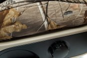 Coverking® - 1st Row RealTree™ Camouflage Custom Hardwoods Seat Covers