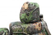 Coverking® - Mossy Oak Obsession™ Camouflage Custom Seat Headrest Covers