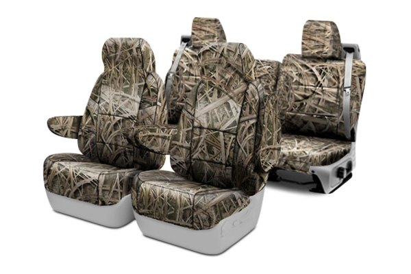 Coverking® - Traditional Urban Camouflage Custom Seat Covers