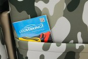 Coverking® - 2nd Row Traditional Camouflage Custom Jungle Seat Covers