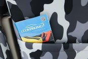 Coverking® - 2nd Row Traditional Camouflage Custom Urban Seat Covers