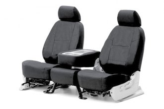 Coverking� - Ballistic Custom Charcoal Seat Covers