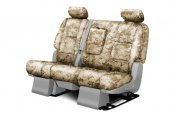 Coverking® - 3rd Row Digital Camouflage Custom Sand Seat Covers