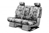Coverking® - 3rd Row Digital Camouflage Custom Jungle Seat Covers