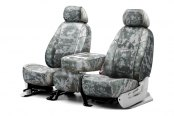Coverking® - 1st Row Digital Camouflage Custom Jungle Seat Covers