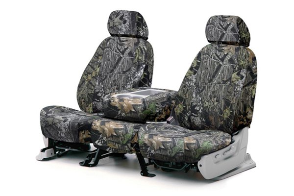 Coverking� - 1st Row CR-Grade Neoprene Custom Real Tree Seat Covers