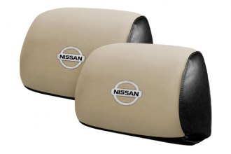 Coverking® - 1st Row Nissan Logo