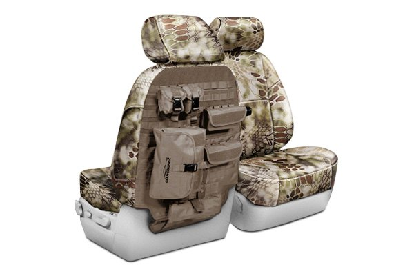 Coverking® - Kryptek Tactical Custom Highlander Seat Covers
