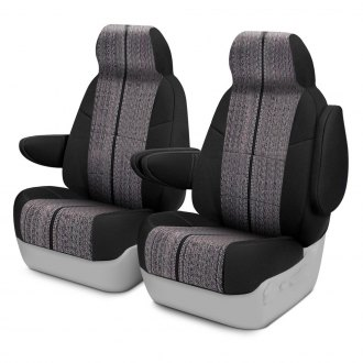 Coverking® - Saddleblanket 1st Row Custom Seat Covers