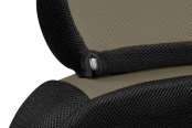 Coverking® - Spacer Mesh Custom Seat Covers Headrest