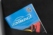 Coverking® - Suede Black Custom Seat Covers
