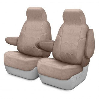 Coverking® - Suede 1st Row Custom Seat Covers