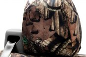 Image may not reflect your exact vehicle! Coverking® - Mossy Oak™ Camo Custom Seat Cover Headrest