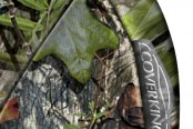 Coverking® - Mossy Oak™ 1st Row Obsession Custom Seat Cover Side Arm
