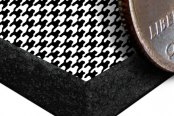 Coverking® - Designer Printed Neosupreme Houndstooth Custom Seat Covers Thick Material