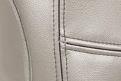 Coverking® - Leatherette Cashmere Custom Seat Covers Seam