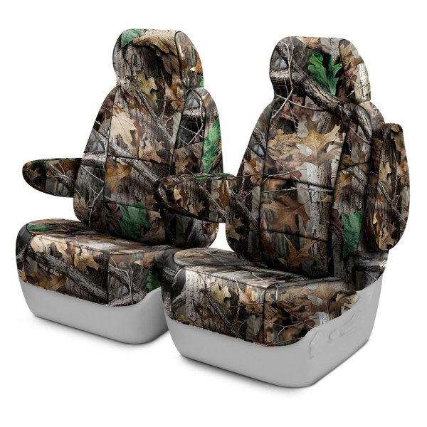 Coverking® - Realtree™ 1st Row Advantage Timber Custom Seat Covers