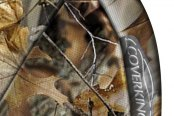 Coverking® - Realtree™ 1st Row Advantage Timber Custom Seat Cover Side Arm