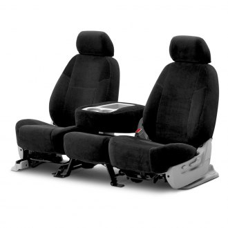 Coverking® - Velour 2nd Row Custom Seat Covers