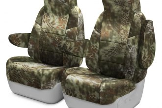 Coverking® CTSCKT02NS7536T - Kryptek™ 1st Row Tactical Camo Mandrake Custom Seat Covers