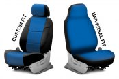 Coverking® - Saddleblanket Custom Seat Covers Compare