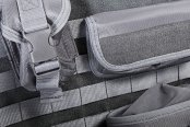 Coverking® - Custom Tactical Seat Covers MOLLE Cargo System