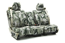 Traditional Camouflage Seat Covers Jungle