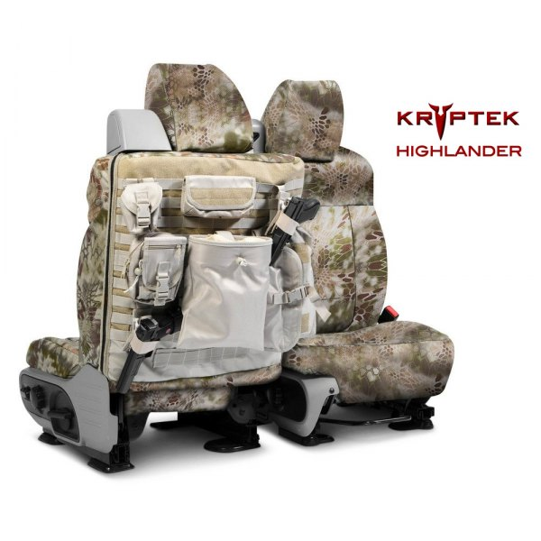 Coverking®   Kryptek Tactical Camo Custom Seat Covers