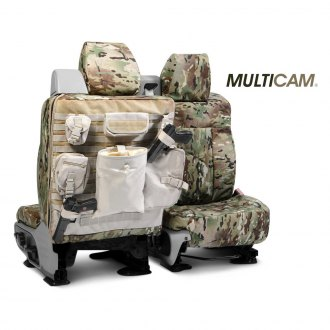 Coverking® - Multicam™ Tactical Camo Custom Seat Covers