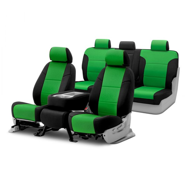 Image may not reflect your exact vehicle! Coverking® - CR-Grade Neoprene Custom Seat Covers