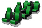 Coverking® - CR-Grade Neoprene Custom Seat Covers Two Rows