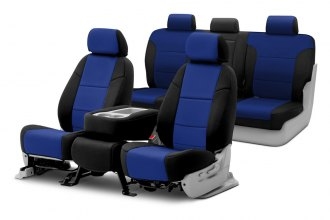 Image may not reflect your exact vehicle! Coverking® - Neosupreme Custom Seat Covers Two Rows