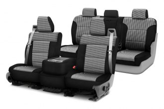 Coverking® - Designer Printed Neosupreme Custom Seat Covers Two Rows