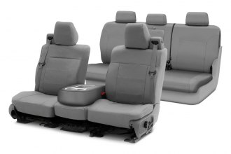 Coverking® - Polycotton Drill Custom Seat Covers