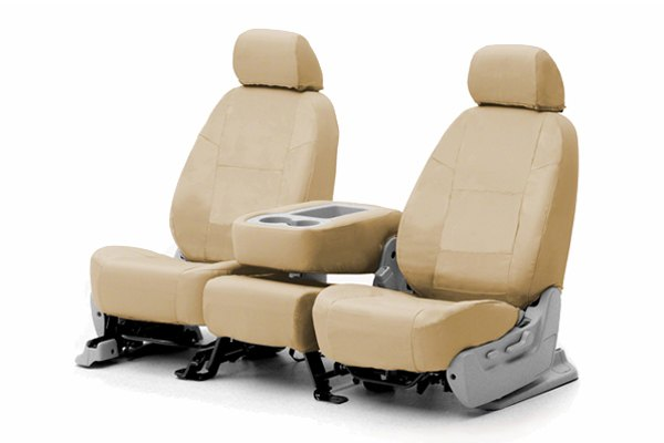 Coverking® - Poly Cotton Custom Cashmere Seat Covers
