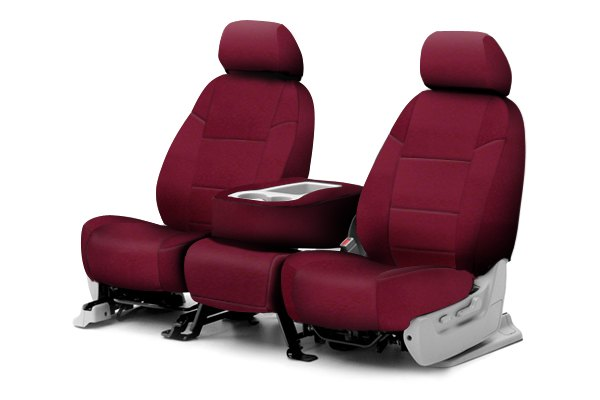 Coverking® - Poly Cotton Custom Wine Seat Covers