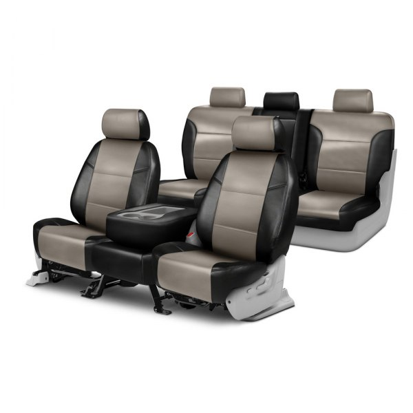 Coverking® - Leatherette Custom Seat Covers