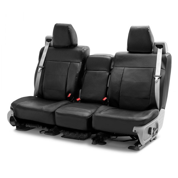 Coverking® - Rhinohide 2nd Row Custom Black Seat Covers