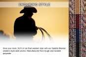 Coverking® - Saddleblanket Custom Seat Covers Promo