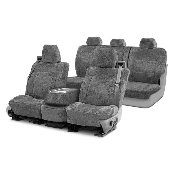 Coverking® - Snuggleplush Custom Seat Covers Two Rows