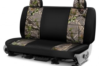 Coverking® - Realtree™ 2nd Row Two-Tone APG Custom Seat Covers