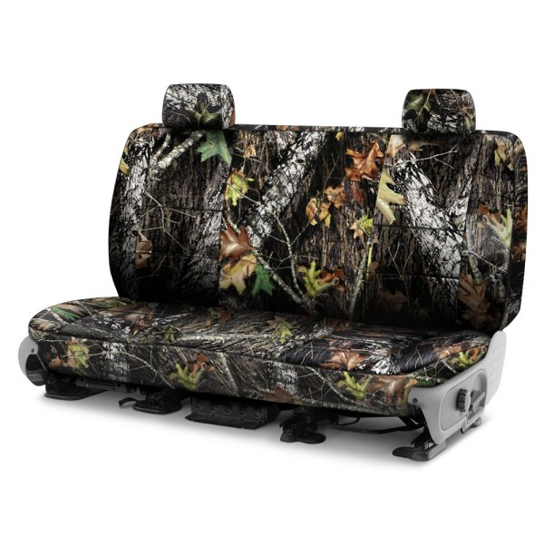 Coverking® - Mossy Oak™ 3rd Row Break Up Custom Seat Covers