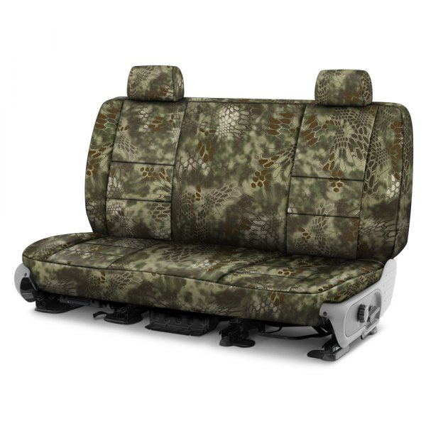Coverking® - Kryptek™ 2nd Row Mandrake Custom Seat Covers