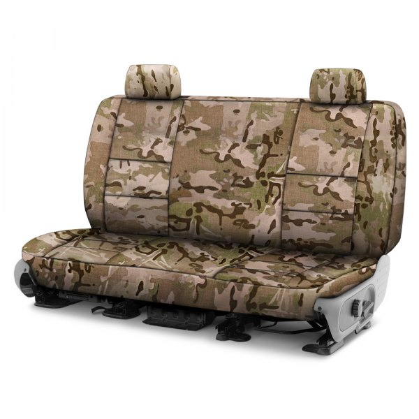 Coverking® - Multicam™ 2nd Row Arid Custom Seat Covers