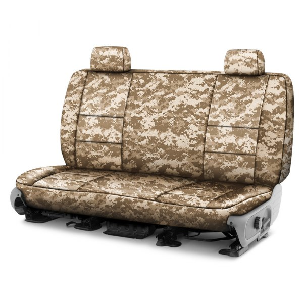 Coverking® - Digital 2nd Row Sand Custom Seat Covers