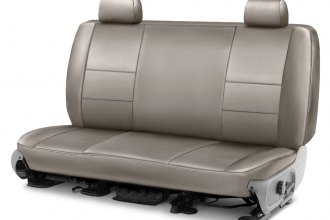 Coverking® - Leatherette 2nd Row Cashmere Custom Seat Cover