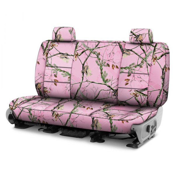 Coverking® - Realtree™ 3rd Row AP Pink Custom Seat Covers