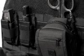 Coverking® - 2nd Row Tactical Ballistic Custom Black Seat Covers