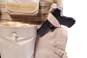 Coverking® - 2nd Row Tactical Ballistic Custom Cashmere Seat Covers